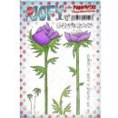 PaperArtsy Stamp - JOFY Collection JOFY52